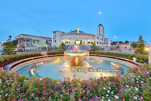 Kinh nghiệm du lịch Biên Hòa