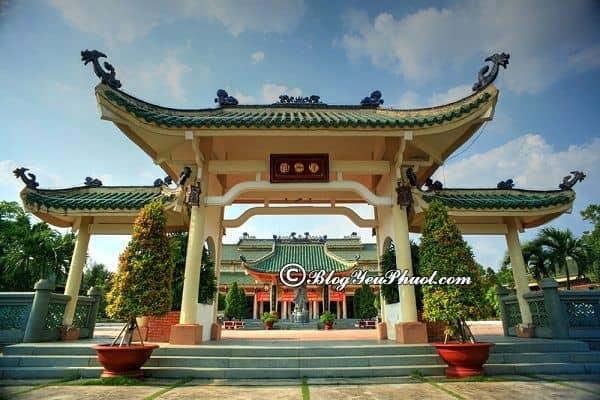 Nên đi đâu chơi khi du lịch Biên Hòa? Kinh nghiệm vui chơi, ăn uống khi du lịch Biên Hòa
