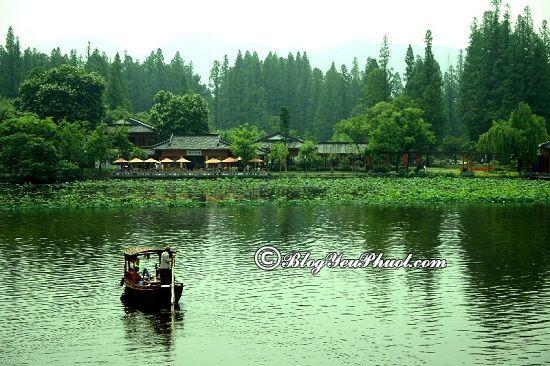 Địa điểm du lịch ở Chiết Giang: Du lịch Chiết Giang nên tham quan địa điểm nào?