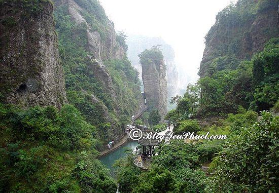 Du lịch Chiết Giang chinh phục Núi Yandang: Địa điểm tham quan, vui chơi, ngắm cảnh, chụp ảnh đẹp ở Chiết Giang nổi tiếng nhất