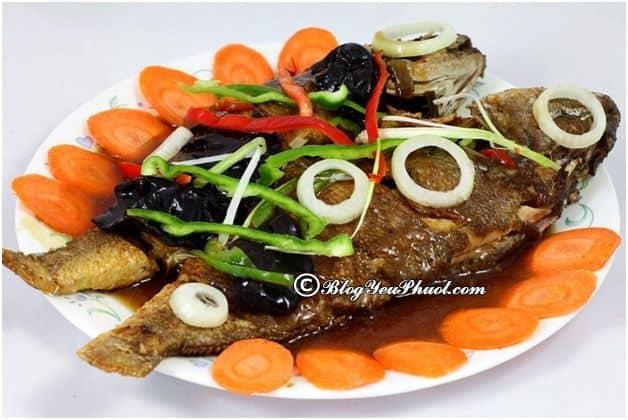 Ẩm thực Chiết Giang nổi tiếng: Kinh nghiệm ăn uống khi đi du lịch Chiết Giang