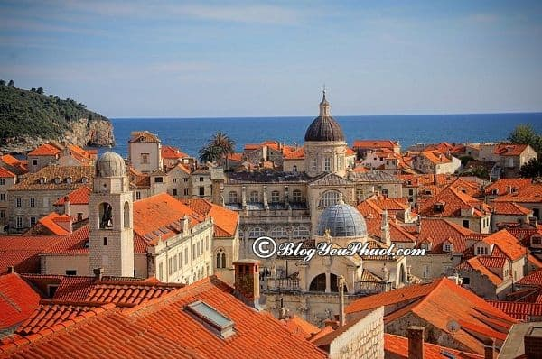 Đi đâu khi du lịch Croatia? Hướng dẫn tour du lịch Croatia giá rẻ