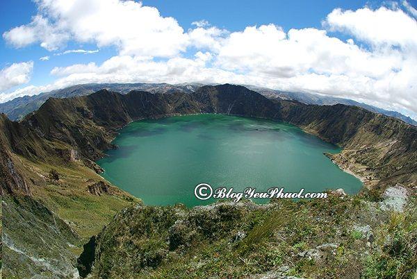 Điểm đến lý tưởng không thể bỏ qua ở Ecuador: Nên đi đâu chơi khi du lịch Ecuador đẹp, nổi tiếng nhất?