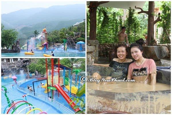 Kinh nghiệm du lịch Núi Thần Tài đầy đủ: Giá vé tham quan, tắm nóng, tắm bùn ở Núi Thần Tài
