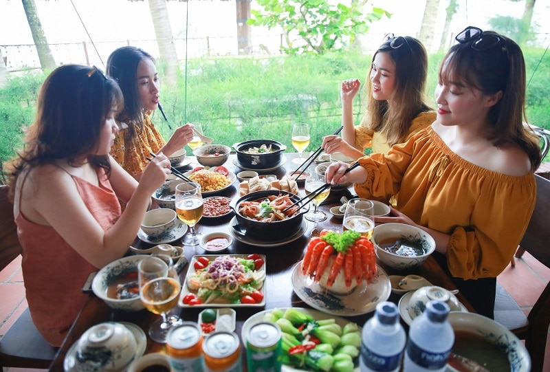 Ăn gì khi đi du lịch Sầm Sơn?