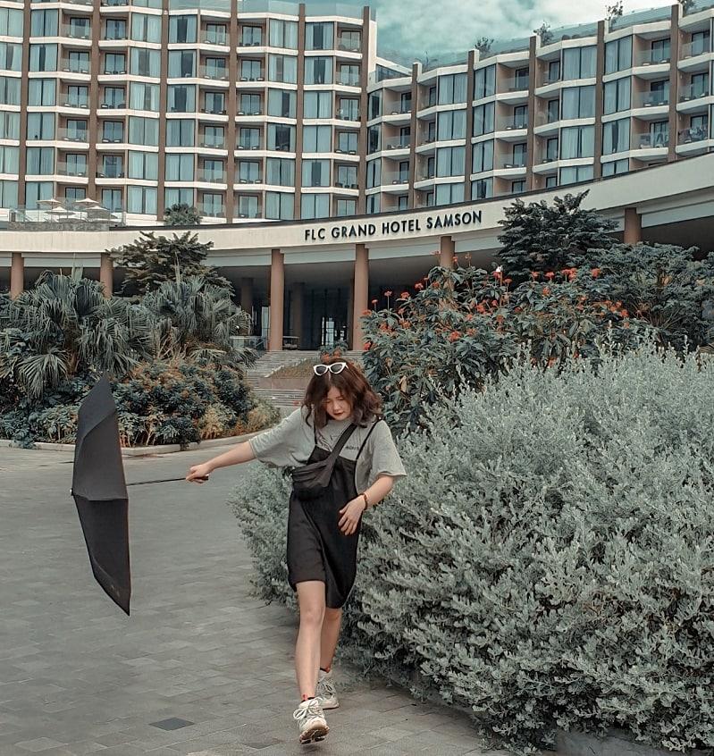 Nên ở khách sạn nào đẹp, tiện nghi và gần bãi biển Sầm Sơn?