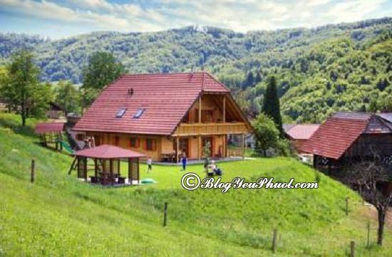 Du lịch Slovenia nên ở khách sạn nào? Tư vấn đặt phòng khách sạn ở Slovenia đẹp, tiện ghi, vị trí thuận lợi