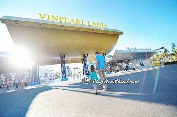 Những địa điểm du lịch hấp dẫn ở Phú Quốc: Địa điểm tham quan, vui chơi nổi tiếng, giá rẻ ở Vinpearl Phú Quốc