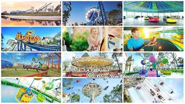 Du lịch Vinpearl Phú Quốc giá rẻ: Những trò chơi giải trí nổi tiếng, thú vị ở Vinpearl Phú Quốc