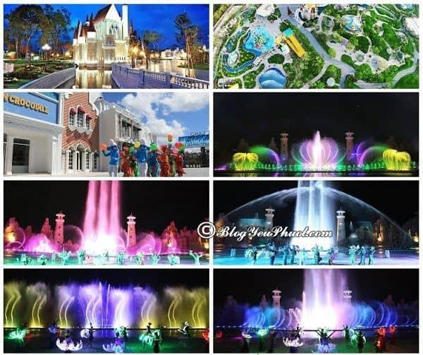 Chia sẻ kinh nghiệm du lịch Vinpearl Phú Quốc vui vẻ, an toàn nhất: Hướng dẫn lịch trình tham quan, vui chơi khi du lịch Vinpearl Phú Quốc