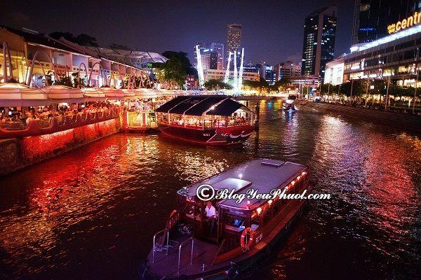 Hướng dẫn đi tham quan, du lịch Singapore 4 ngày 3 đêm: Kinh nghiệm du lịch Singapore 4 ngày 3 đêm giá rẻ