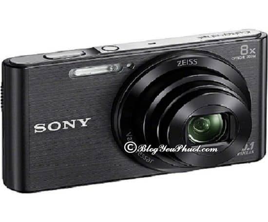 Những dòng máy ảnh giá rẻ, tốt nên mua khi đi du lịch: Máy ảnh nào nhỏ gọn, chụp hình đẹp, thích hợp để đi du lịch