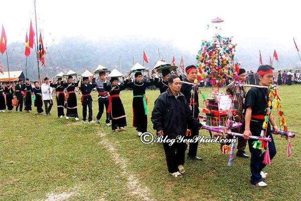 Các lễ hội văn hóa truyền thống của Mai Châu: Thời điểm lý tưởng đi tham quan, vui chơi ở Mai Châu