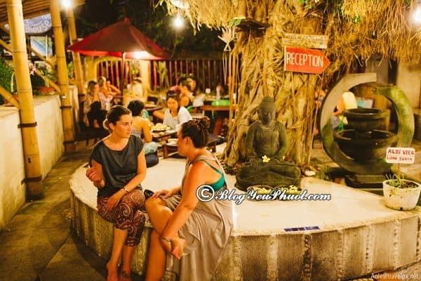 Những nhà hàng, quán ăn ngon phải thử ở Bali