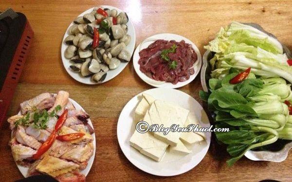 Địa chỉ ăn ngon ở Mộc Châu: Mộc Châu có quán ăn nào ngon?