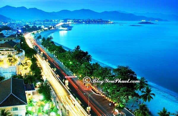 Khoảng cách đi từ Huế tới Nha Trang