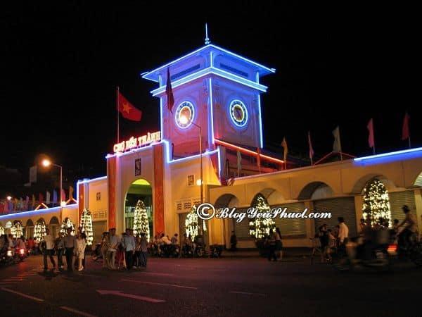 Du lịch quận 1, Sài Gòn đi đâu chơi? Đia điểm tham quan, vui chơi nổi tiếng ở quận 1, Sài Gòn