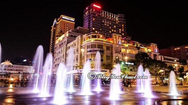 Tổng hợp những điểm du lịch lý tưởng ở Quận 1, Sài Gòn: Nên đi chơi ở đâu khi đến quận 1, Sài Gòn?