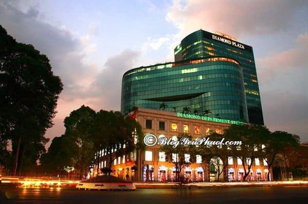 Du lịch quận 1, Sài Gòn đi đâu chơi? Địa điểm tham quan, vui chơi nổi tiếng ở Quận 1, Sài Gòn
