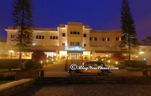 Những khách sạn view đẹp ở Đà Lạt: Khách sạn nào ở Đà Lạt đẹp, tiện nghi, chất lượng tốt?