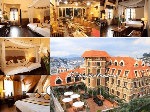 Đi du lịch Đà Lạt nên ở khách sạn nào? Review 5 khách sạn chất lượng tốt, sạch sẽ, view đẹp ở Đà Lạt