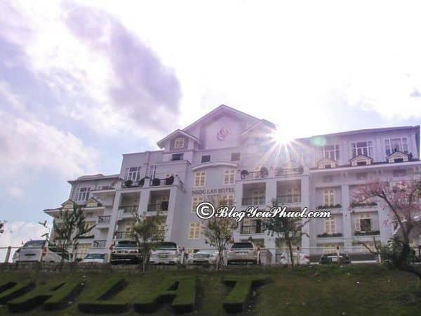Khách sạn đẹp, nổi tiếng ở Đà Lạt: Đánh giá 5 khách sạn đẹp, vị trí thuận tiện, sạch sẽ ở Đà Lạt