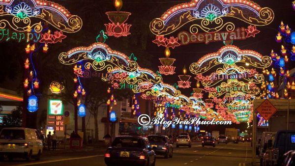 Những lễ hội nổi tiếng nhất ở Singapore: Singapore có những lễ hội nào độc đáo, hấp dẫn?