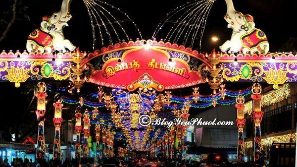 Lễ hội lớn nhất Singapore của người theo đạo Hindu: Singapore có những lễ hội văn hóa nào đặc sắc?