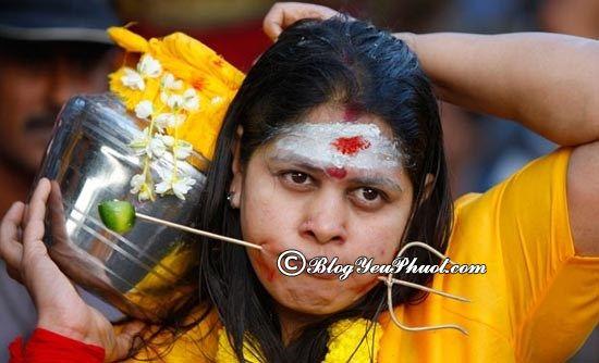 Lễ hội nổi tiếng mang đậm chất văn hóa Ấn Độ ở Singapore: Những lễ hội văn hóa hấp dẫn, độc đáo ở Singapore