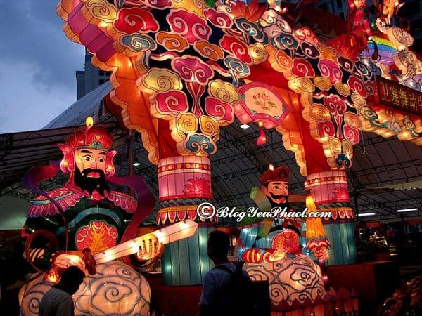 lễ hội lớn nhất của người theo đạo Phật ở Singapore: Những lễ hội truyền thống lớn ở Singapore