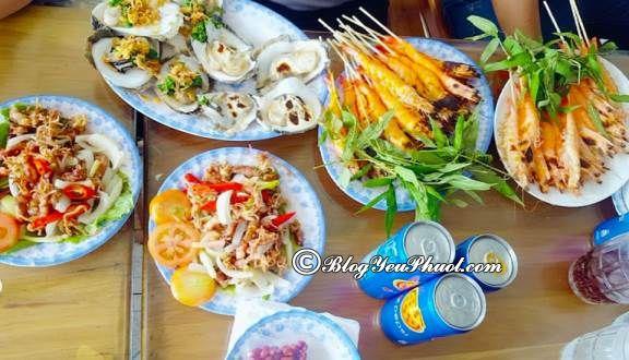 Quán hải sản ngon và đông khách ở Vũng Tàu: Ăn hải sản ở đâu ngon, giá rẻ khi du lịch Vũng Tàu?