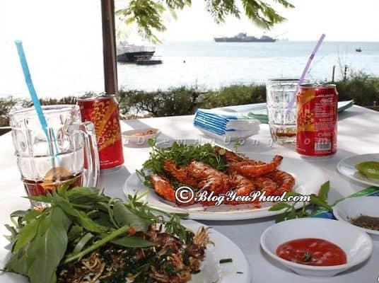 Nên ăn hải sản ở đâu tại Vũng Tàu? Du lịch Vũng Tàu đi đâu ăn hải sản ngon, giá bình dân?