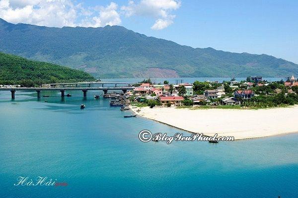 Thời điểm thích hợp để du lịch biển Lăng Cô: Hướng dẫn cách di chuyển từ Đà Nẵng tới biển Lăng Cô du lịch