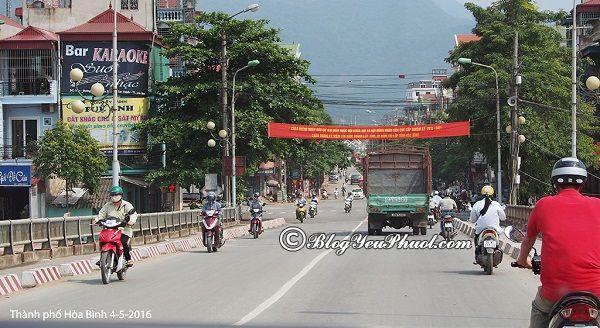 Đường đi từ Hà Nội đi Hòa Bình bằng xe máy: Hướng dẫn cách di chuyển từ Hà Nội tới Hòa Bình nhanh, gần nhất
