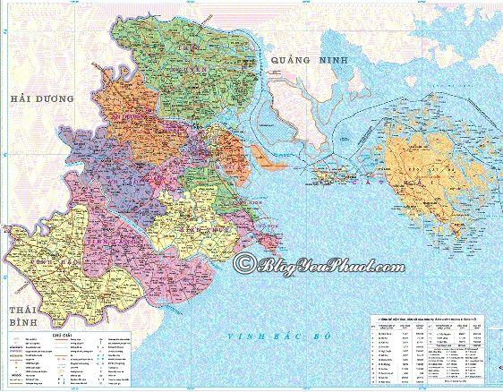 Bản đồ đường đi từ Hải Phòng đến Cát Bà: Hải Phòng cách đảo Cát Bà bao nhiêu km, đi bằng phương tiện gì nhanh?