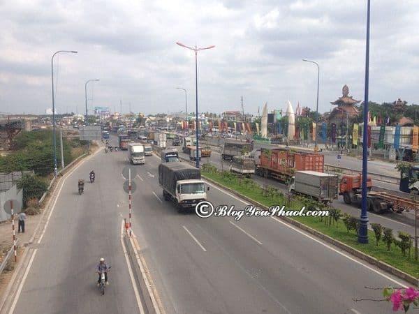 Đường đi từ Sài Gòn tới Quảng Nam: Kinh nghiệm, cách di chuyển từ Sài Gòn tới Quảng Nam du lịch