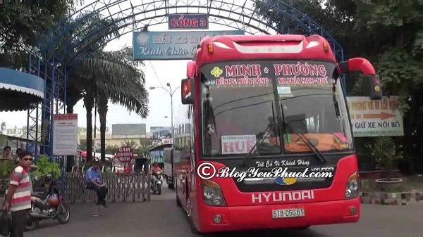 Phương tiện di chuyển đến Quảng Nam từ Sài Gòn: Du lịch Quảng Nam từ Sài Gòn bằng xe gì nhanh, giá rẻ?