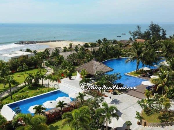 Du lịch Mũi Né nên ở resort nào đẹp, nổi tiếng giá rẻ? Địa chỉ những resort ven biển Mũi Né giá trung bình