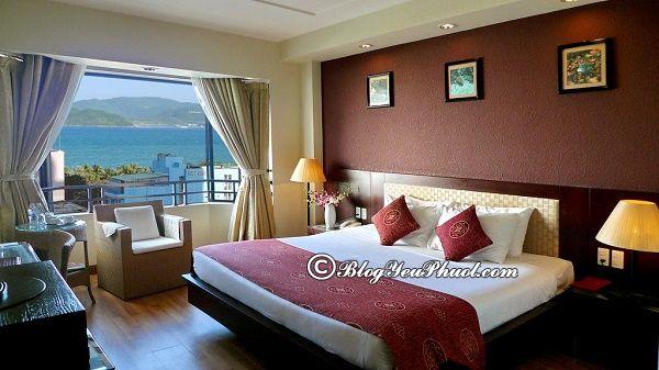 Asia Paradise Hotel Nha Trang review phòng ốc, tiện nghi, chất lượng: Khách sạn Asia Paradise Hotel Nha Trang ở đâu, có đẹp không?