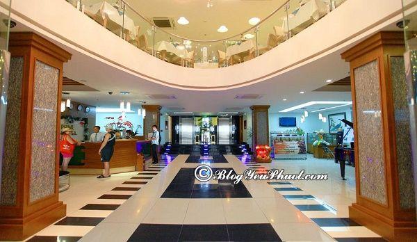 Đánh giá sự tiện nghi củaPrime Hotel Nha Trang