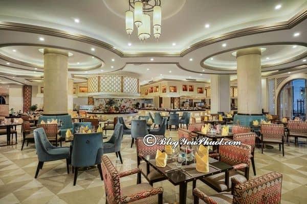 Đánh giá nhà hàng, đồ ăn của khách sạn Vinpearl Resort Nha Trang: Đồ ăn, nhà hàng của khách sạn Vinpearl Resort Nha Trang