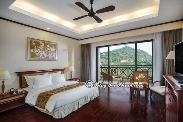 Đánh giá các loại phòng ốc của khách sạn Vinpearl Resort Nha Trang: Review chi tiết chất lượng, tiện nghi, vị trí của khách sạn Vinpearl Resort Nha Trang
