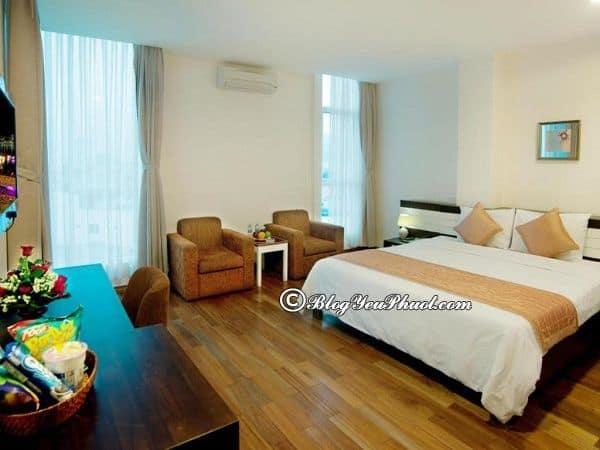 Khách sạn 3 sao tương tự khách sạn Công Đoàn Đà Nẵng: Nhận xét về khách sạn Công Đoàn Thanh Bình Đà Nẵng