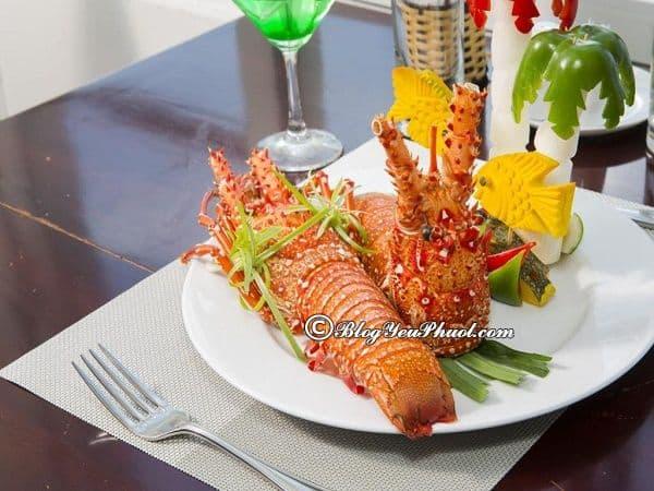 Đánh giá khách sạn 3 saoMajestic Nha Trang: Review nhà hàng, đồ ăn của khách sạn Majestic Nha Trang