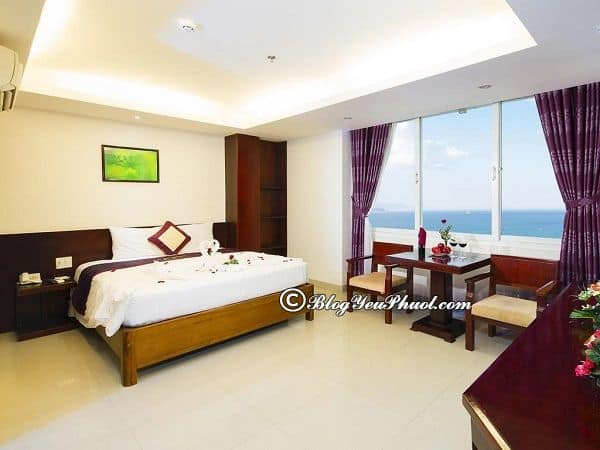Tiện nghi của phòng ốc ở Majestic Nha Trang: Đánh giá chất lượng, vị trí, phong cảnh của khách sạn Majestic Nha Trang