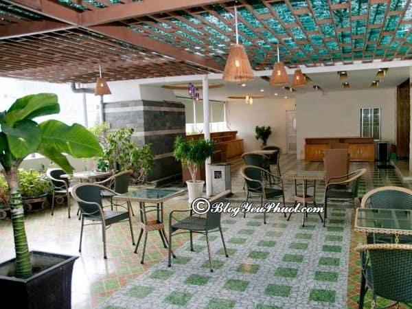 Đánh giá khách sạn Victorian Nha Trang: Khách sạn Victorian Nha Trang có sạch sẽ, tiện nghi không?