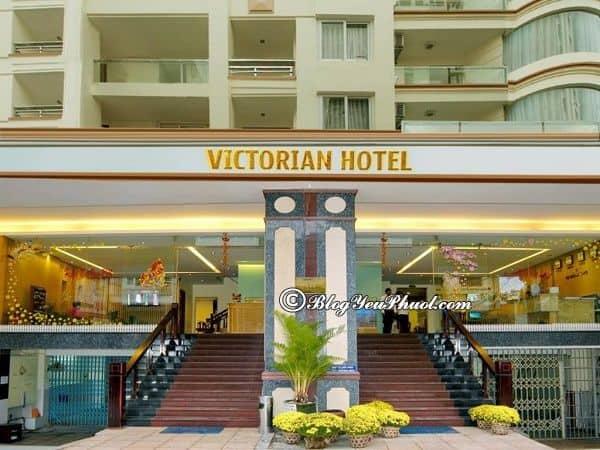 Review khách sạn Victorian Nha Trang: Đánh giá, nhận xét chi tiết về khách sạn Victorian Nha Trang