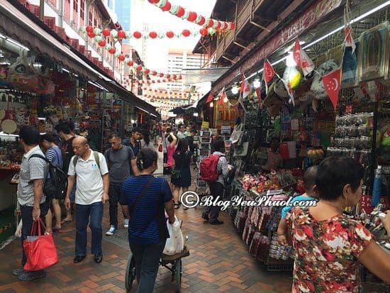 Chợ Trời China Square Central – điểm mua sắm giá rẻ ở Singapore: Nên đi đâu mua sắm khi du lịch Singapore giá rẻ, chất lượng tốt?