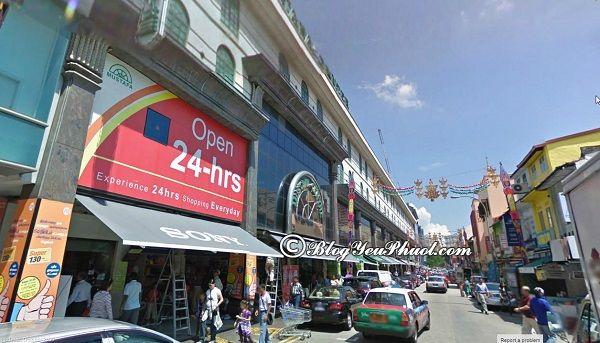 Metro – địa chỉ mua sắm không nên bỏ qua ở Singapore: Kinh nghiệm mua sắm khi du lịch Singapore