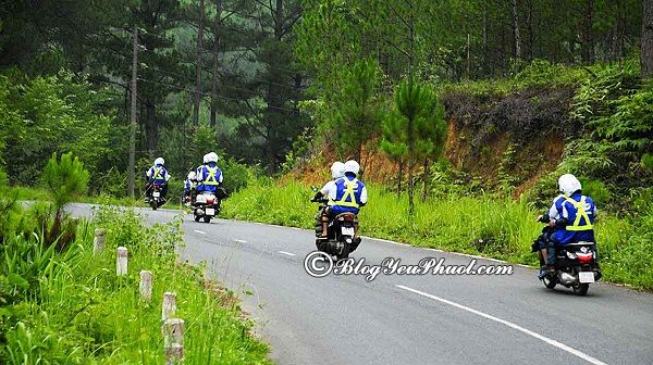 Đường từ Đà Nẵng đi công viên suối khoáng nóng núi Thần Tài bằng xe máy: Hướng dẫn cách di chuyển từ trung tâm Đà Nẵng tới suối khoáng núi Thần Tài